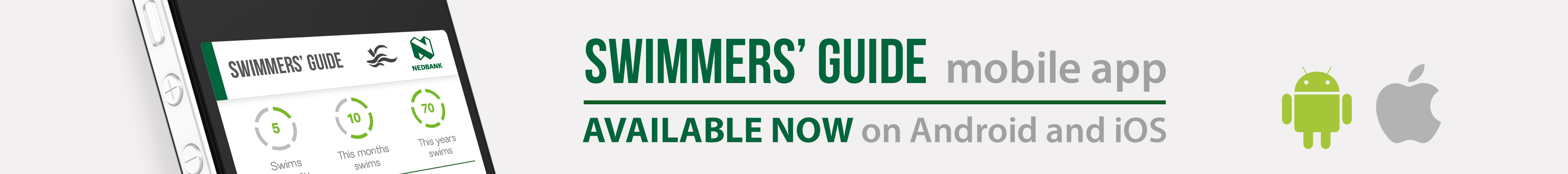 Swimmers Guide App Banner